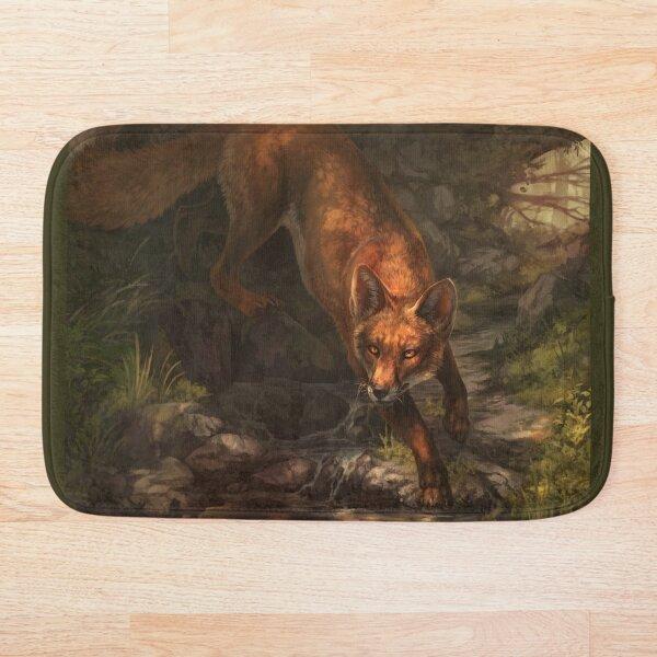 Undergrowth Bath Mat