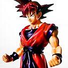 Goku's Power! by BellatrixBlack