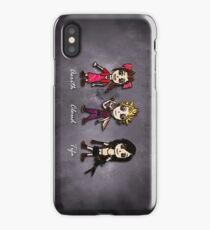 Final Fantasy Cartoons iPhone Case/Skin
