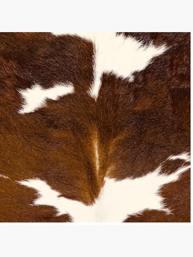 Brown Calf Cowhide by cadinera