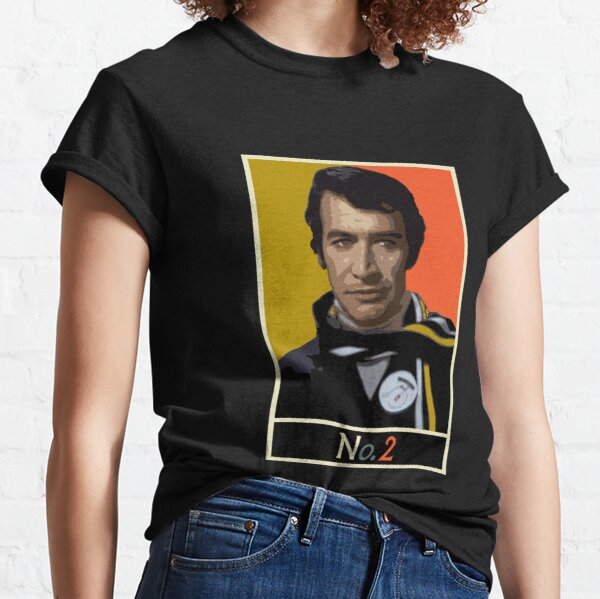 The New No. 2 - Peter Wyngarde Classic T-Shirt