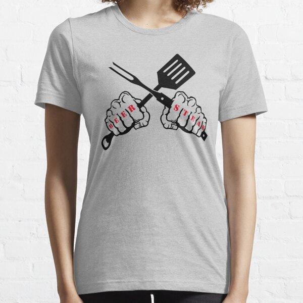 Bier & Steak Essential T-Shirt
