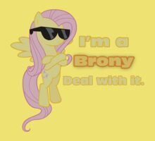 I'm a Brony Deal with it. (Fluttershy) - My little Pony Friendship is Magic