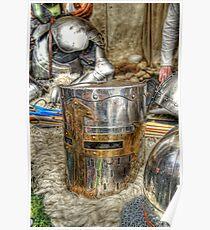 Knight Armoury Poster