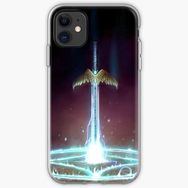 The Paladin's Light iPhone Soft Case