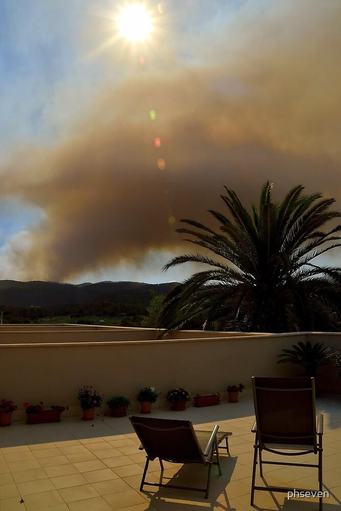Incendio Bendinat II by phseven