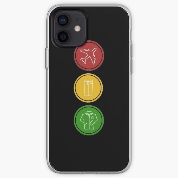 Take Off Your Pants and Jacket (Dark) iPhone Soft Case