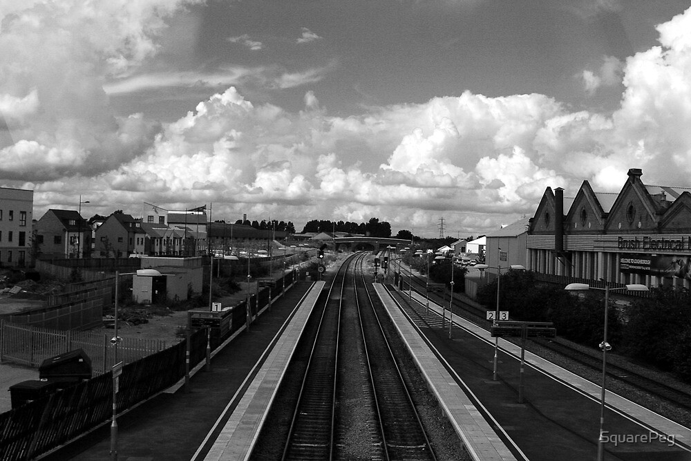 To Nottingham by SquarePeg