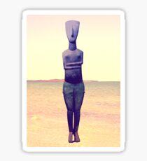 Venus Goddess of the sea Sticker