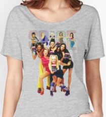 1 - 2 - 3 - 4 - 5 SPICE GIRLS! Women's Relaxed Fit T-Shirt