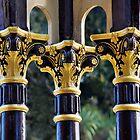 Three Pillars by Peter Hammer