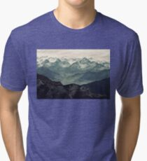 Mountain Fog Tri-blend T-Shirt