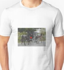 Getting the New Horse Home T-Shirt