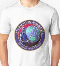 "NSA Information Assurance ""Defenders"" Crest T-Shirt"
