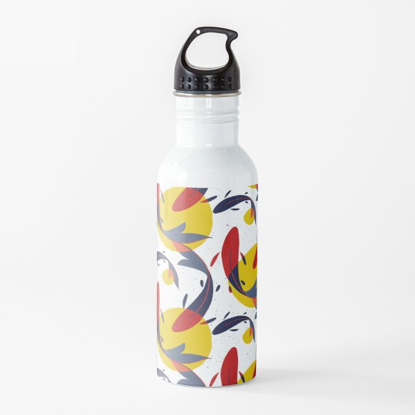 Koy and bubbles Water Bottle