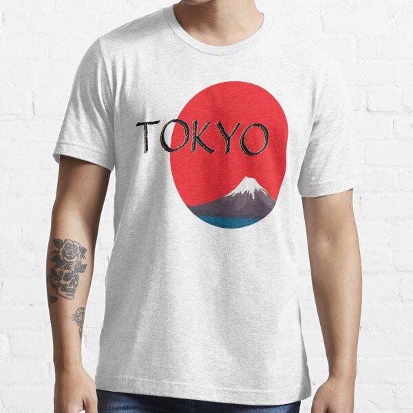 Mount Fuji, Tokyo Japan Essential T-Shirt