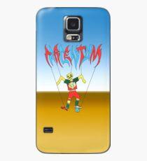 Percentum Soccer Puppet Case/Skin for Samsung Galaxy