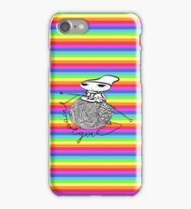 wool girl iPhone Case/Skin