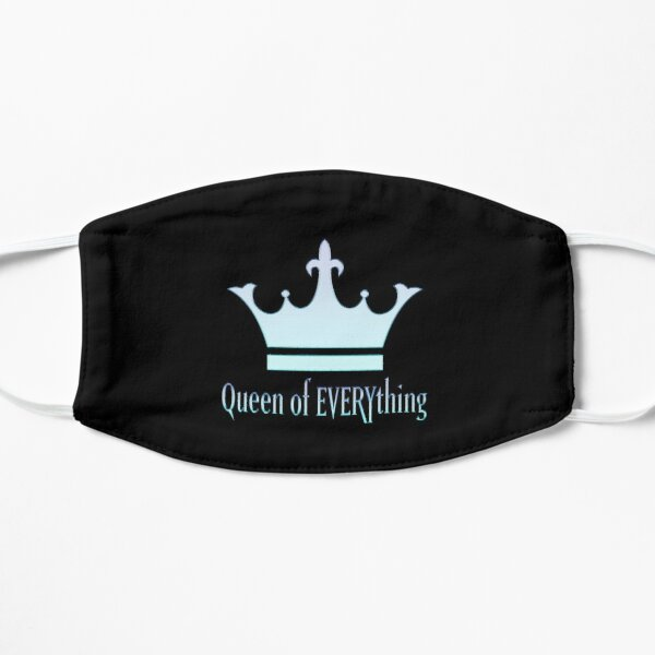 A Spoiled Little Queen Mask
