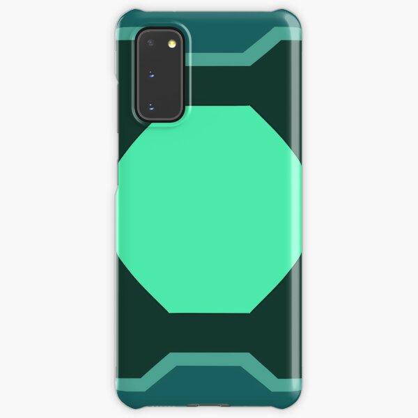 Mr. Meeseeks Box Samsung Galaxy Snap Case