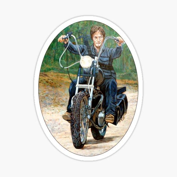 Ride, Don't Walk Sticker