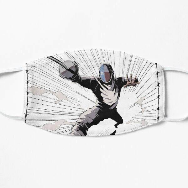 Texas Fencer Mask
