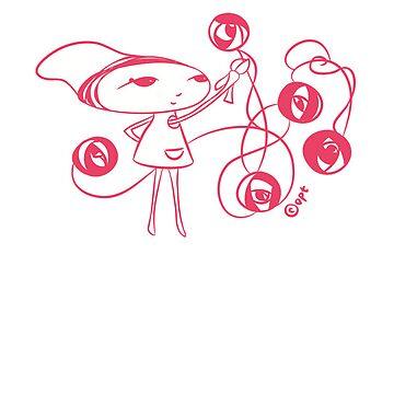 rose girl by blackbirdsong