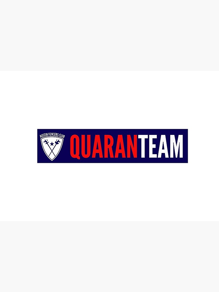 AFC QuaranTEAM 2 by AustinFencers
