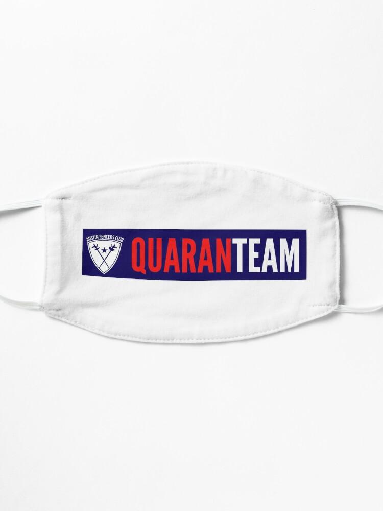 Alternate view of AFC QuaranTEAM 2 Mask