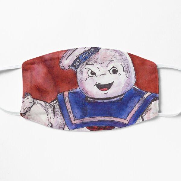 Marshmallow Man Flat Mask
