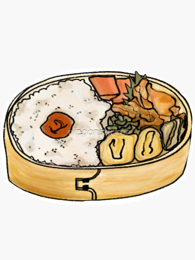 Bento Box  by nipponsticker
