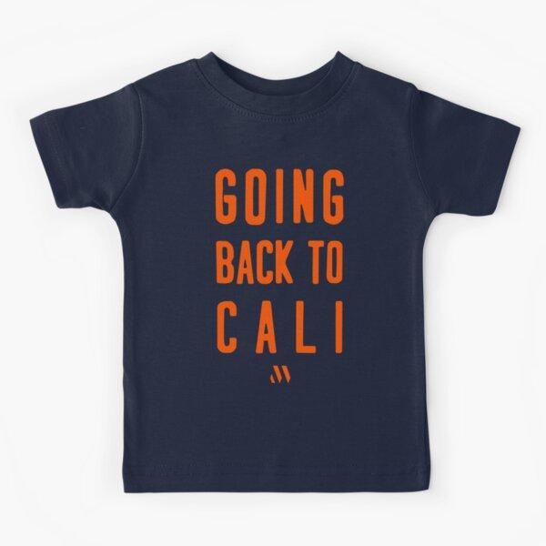 GOING BACK TO CALI Kids T-Shirt