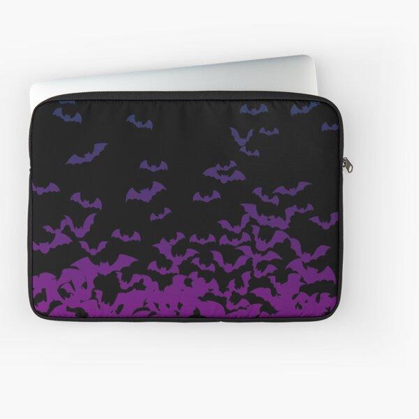 Flight of Bats Laptop Sleeve