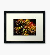 Fairyland in Autumn Framed Print