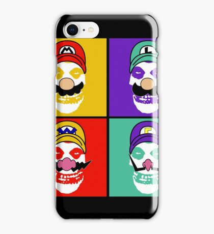 N. Misfit 4 (c) iPhone Case/Skin