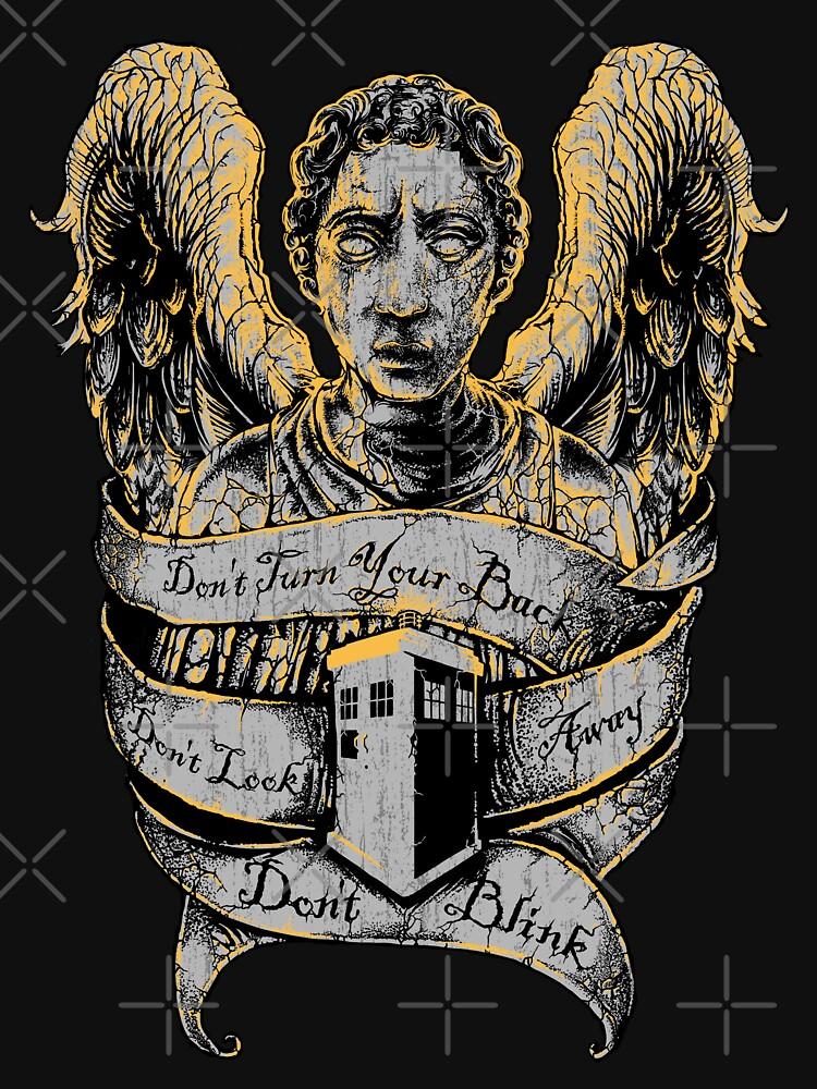 TShirtGifter presents: Don't Blink (Alternate) | Unisex T-Shirt
