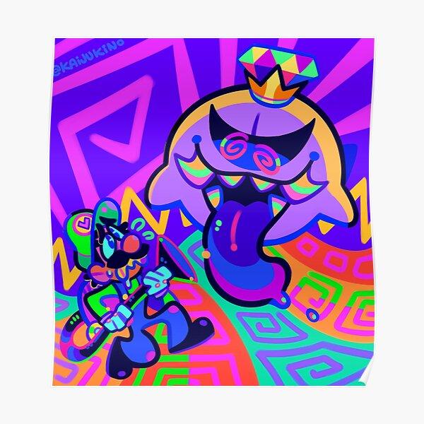 King Boo Canvas Print