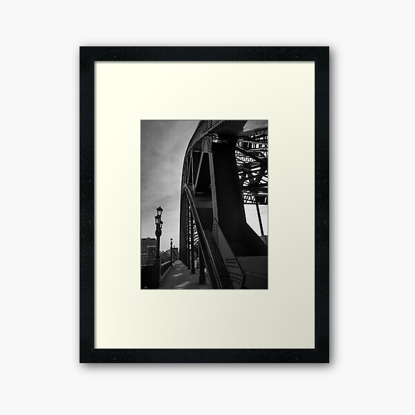 Gateway to the North Framed Art Print