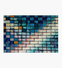 Brick Wall  Photographic Print