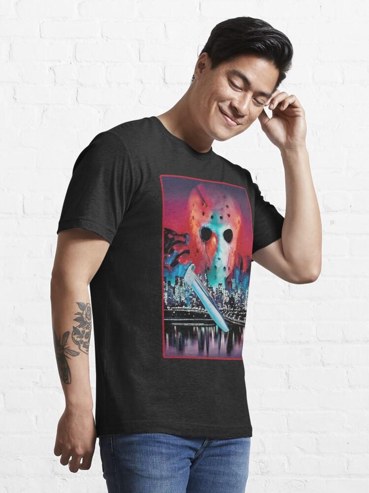 Alternate view of Jason Takes Manhattan Essential T-Shirt