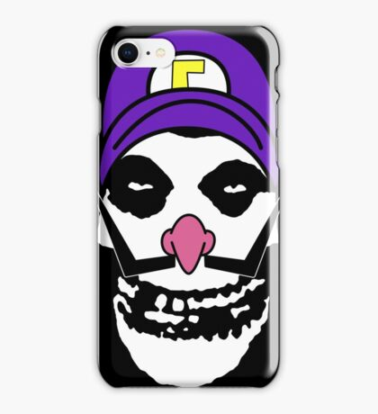 Misfit Waluigi iPhone Case/Skin