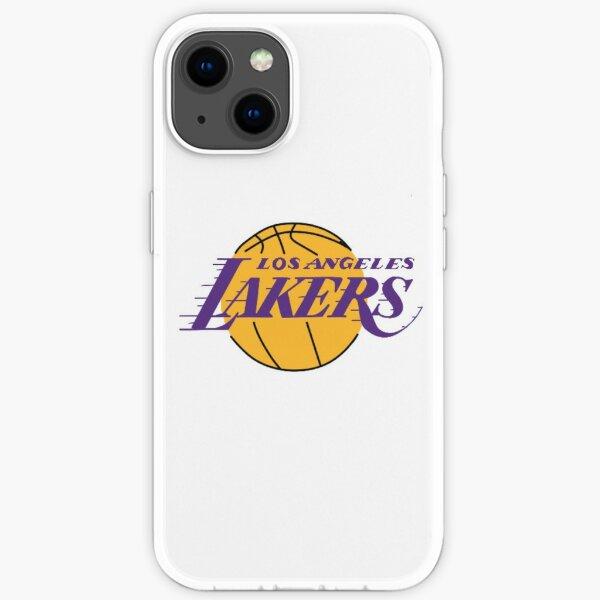 joueurs de basket-ball Coque souple iPhone