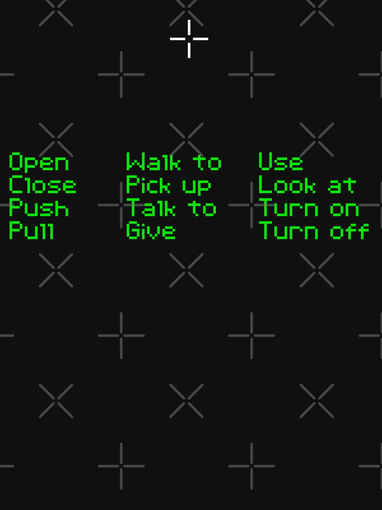 Monkey Island Pixel Style- Retro DOS game fan item | Unisex T-Shirt