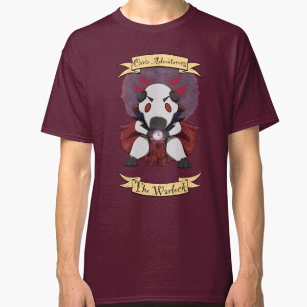 Cavie Adventurers - The Warlock Classic T-Shirt