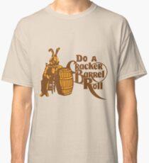 Cracker Barrel Roll Classic T-Shirt