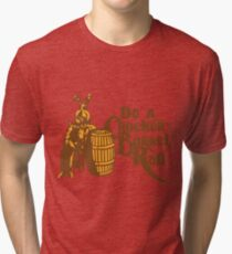 Cracker Barrel Roll Tri-blend T-Shirt