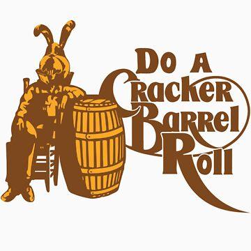 Cracker Barrel Roll by Wetasaurus