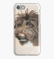 Teddie the little Lagotto iPhone Case/Skin