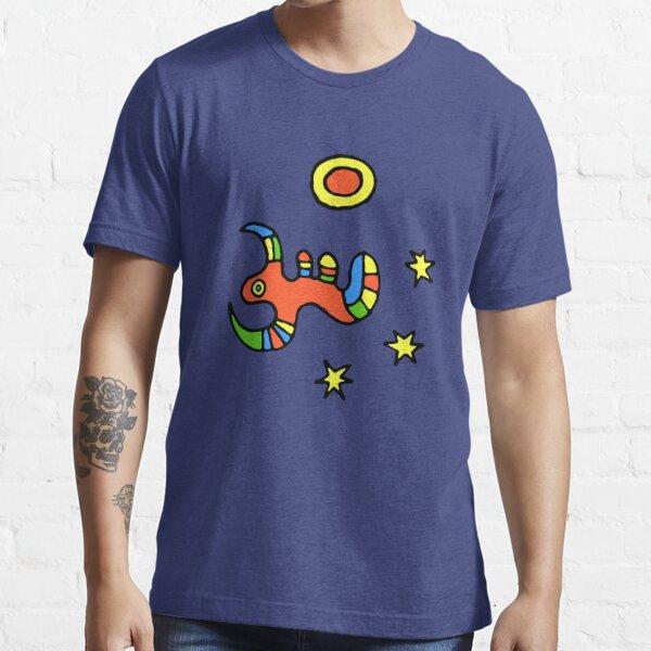 Murx and Midnight Sun Essential T-Shirt