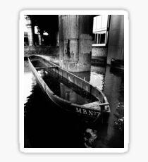 Castlefield Barge Sticker